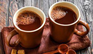 Применение какао